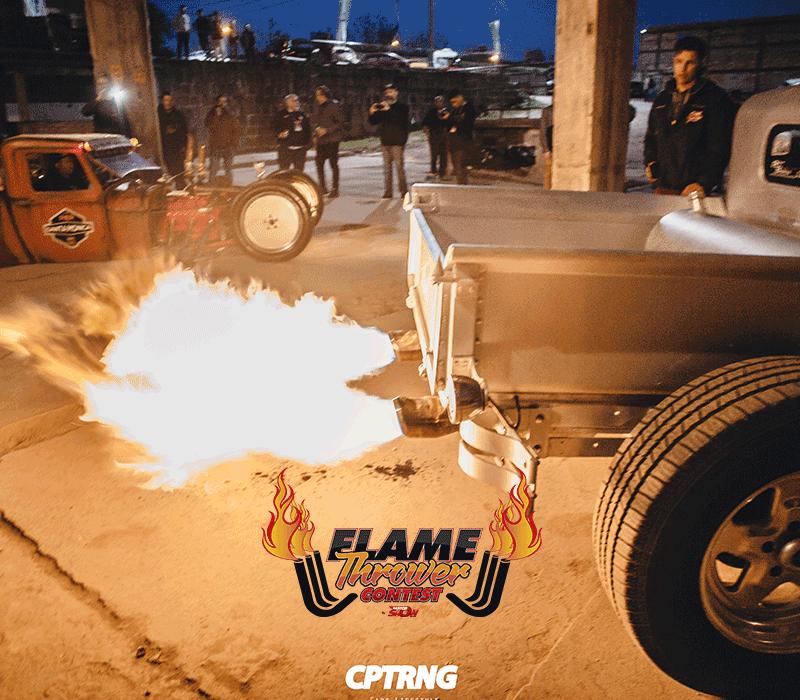 Os carros mais loucos do Brasil irão soltar fogo literalmente!